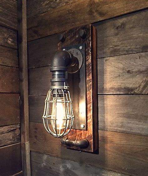 black iron wall sconce edison bulb fixture black iron