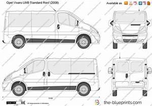Dimension Opel Vivaro : opel vivaro lwb standard roof vector drawing ~ Gottalentnigeria.com Avis de Voitures