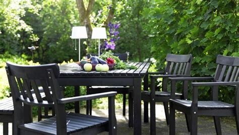 Outdoor Dining Furniture Ideas by Furniture Retro Patio Table Ideas Vintage Redwood Black