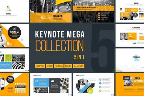 The Agency Pitch Keynote Bundle Presentation Templates 30 Best Keynote Templates Of 2018 Design Shack