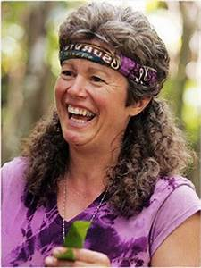 DURANGO TV: Survivor Samoa: Shannon Waters aka Shambo ...  Shambo