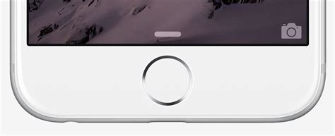 touch id iphone 6 unauthorised touch id home button replacement could render