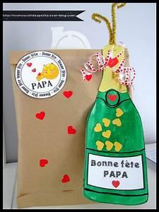Fête Des Pères Cadeau : fete des peres le blog de nounoucoindespetits ~ Melissatoandfro.com Idées de Décoration