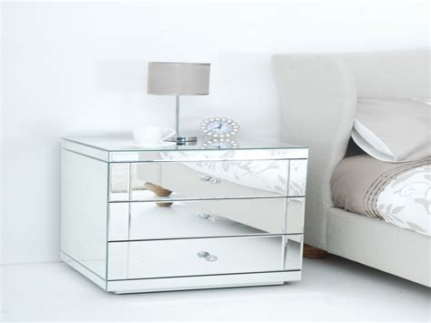 mirrored nightstand cheap cheap nightstands furniture awesome mirrored