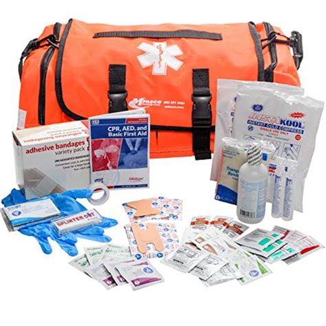 MFASCO - First Aid Kit - Complete Emergency Response