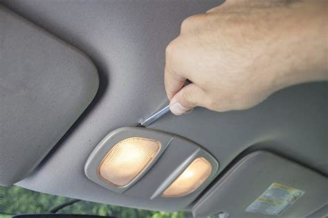 How To Fix Car Ceiling Upholstery by How To Fix A Car Interior S Falling Ceiling Fabrics