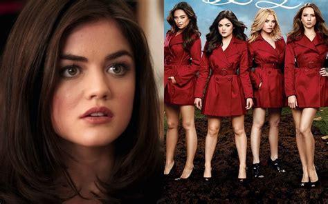 Lucy Hale conta o que realmente está achando do reboot de ...