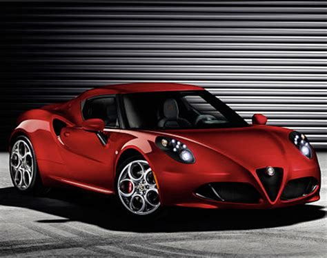 2014 Alfa Romeo by 2014 Alfa Romeo 4c Heir To A Great Italian Racing