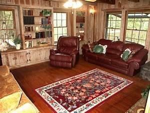 Small cabin furniture, rustic small cabin interior design