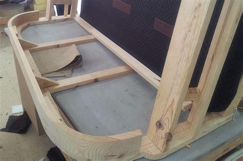 plan canapé bois fabrication européenne de fauteuils