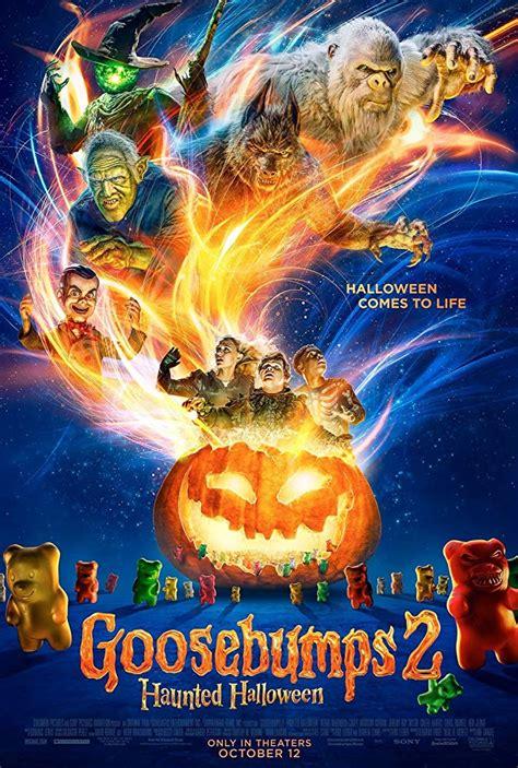 Goosebumps 2 Halloween Assombrado Dublado Online