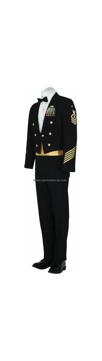 Guard Coast Uniform Enlisted Dinner Cpo Jacket