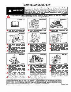 Bobcat 371 Skid Steer Loader Service Repair Manual