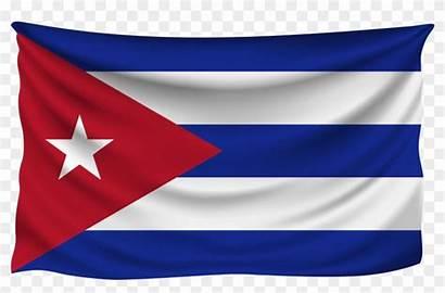 Flag Cuba Rico Puerto Transparent Cuban Vectorified