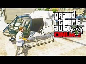 GTA 5 Secret Helicopters - Police Maverick, Ambulance ...