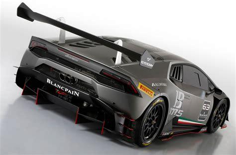 lamborghini huracan lp   super trofeo race car