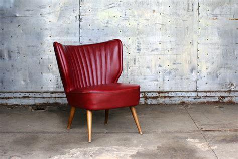 bureau vintage 馥s 50 retro vintage cocktail fauteuil jaren 60 bordeaux rood dehuiszwaluw