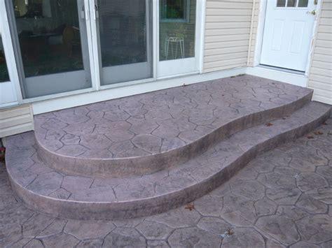 des plaines concrete steps des plaines step design des