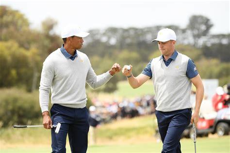 Presidents Cup 2019: Tiger Woods vắng mặt ở loạt đánh Four ...
