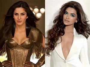 Katrina Kaif–Deepika Padukone Cold Vibes Scarily Icy - SKJ ...