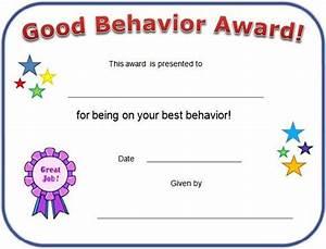 good job certificate template kids certificate templates With good job certificate template