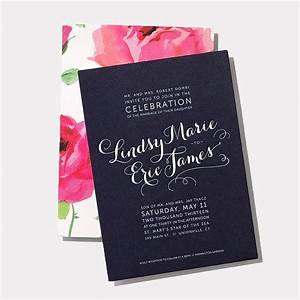 25 creative wedding invitation designs for every style of With wedding invitation design ideas