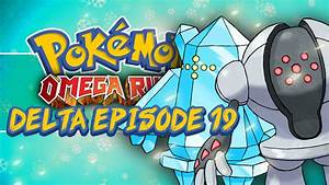 Pokémon Omega Ruby and Alpha Sapphire Delta Episode! #1 ...