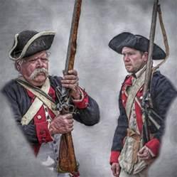 American Revolutionary War Soldiers Portrait