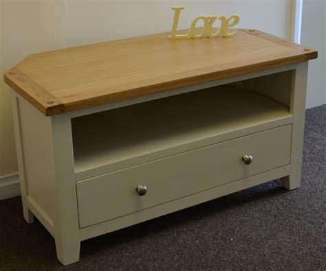 cream corner tv cabinet dorset french ivory cream painted oak pine corner tv