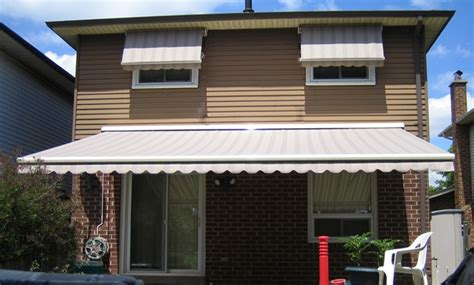 Rolltec® Retractable Awnings