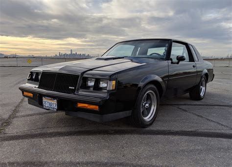 Buick Turbo T by 1987 Buick Regal We4 Turbo T For Sale On Bat Auctions