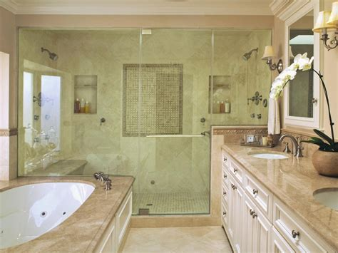 bathrooms ideas luxurious showers bathroom ideas designs hgtv