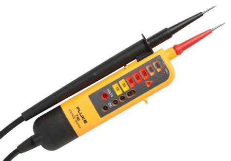 mesure  test de continuite electrique explication  choix de testeur