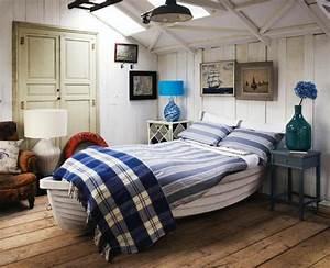 Déco Bord De Mer Chambre : d coration maison bord de mer 50 id es d co originales ~ Teatrodelosmanantiales.com Idées de Décoration
