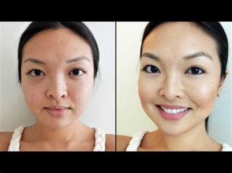 The Power Of Makeup Amazing Before & After Makeup