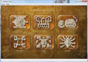 develop your mahjong strategy for windows 7 mahjong titans