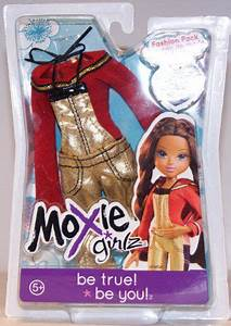 Moxie Girlz Fashion Pack Assortment Multi Color Buy