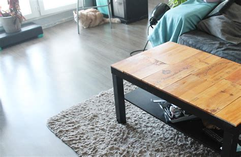 Customiser Une Table Basse Customise Ta Table Basse Avec Des Caisses De Vin