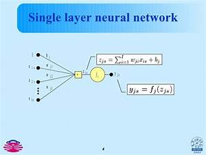 A New Learning Method for Single Layer Neural Networks ...