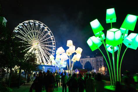 convention and tourism bureau fête de la lumière
