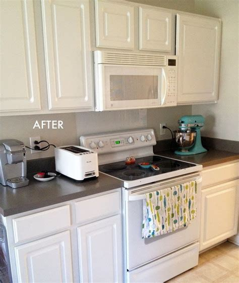 rustoleum countertop paint photos rustoleum counter top coating paint in pewter from home