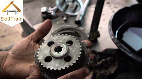 understanding  clutch plate    wheeler hindi youtube