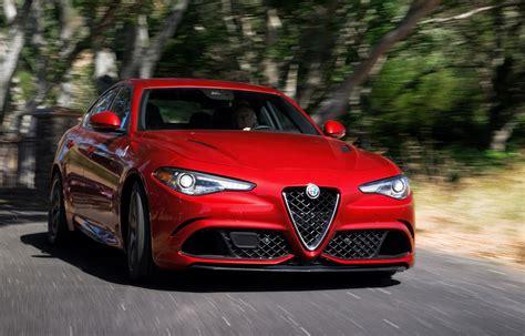 Alfa Romeo Giulia Fiyat by 2017 Alfa Romeo Giulia Quadrifoglio Drive Review