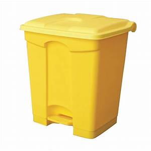 Clinical, Waste, Pedal, Bins, -, 30, Litres, Yellow