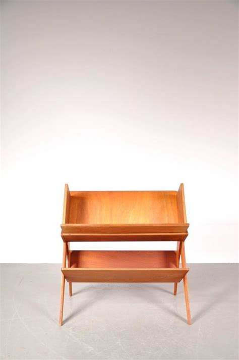 small plywood bookcase netherlands circa   sale