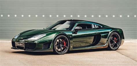 Noble M600 Carbonsport Confirmed For Built In Britain At