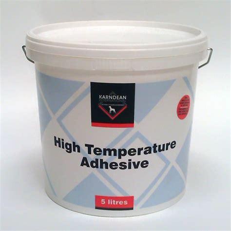 karndean high temperature adhesive 5ltr 15ltr