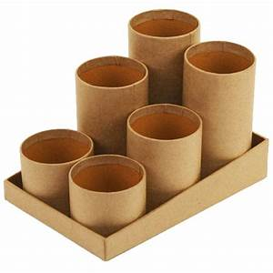 Kraft Mache Desk Tidy Hobbycraft