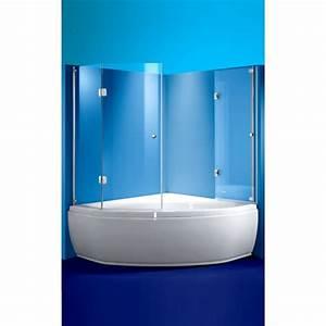 Paroi Baignoire D Angle : paroi baignoire angle ~ Premium-room.com Idées de Décoration