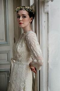 Modern edwardian wedding dress naf dresses for Edwardian style wedding dresses